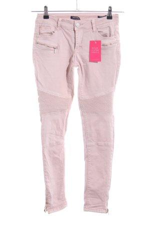 Colloseum Skinny Jeans pink Casual-Look