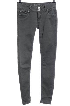 Colloseum Skinny Jeans hellgrau Casual-Look