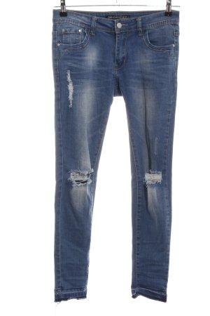 Colloseum Slim Jeans blau Jeans-Optik