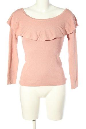 Colloseum Strickpullover pink Casual-Look