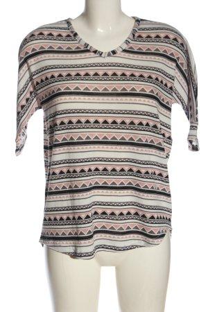 Colloseum T-shirts en mailles tricotées motif graphique style décontracté