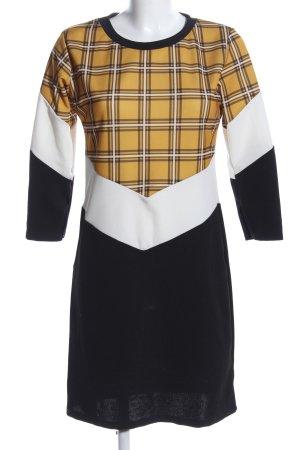 Colloseum Sweat Dress check pattern business style