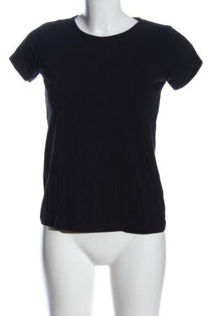 Colloseum T-Shirt schwarz Casual-Look