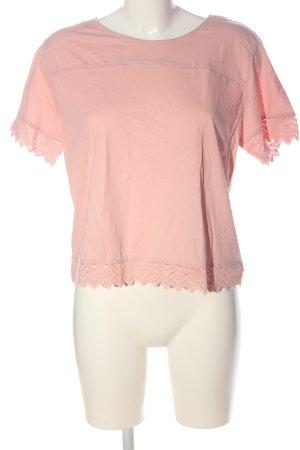 Colloseum T-Shirt pink Casual-Look