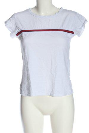 Colloseum T-Shirt Streifenmuster Casual-Look