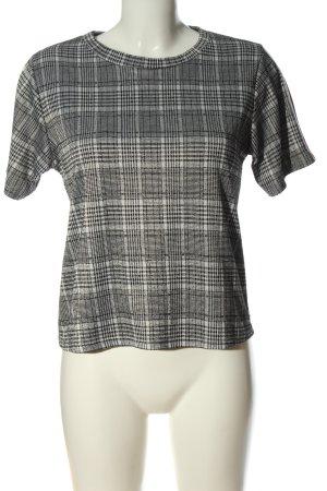 Colloseum T-Shirt hellgrau Allover-Druck Casual-Look