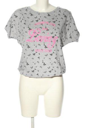 Colloseum T-shirt puntinato stile casual