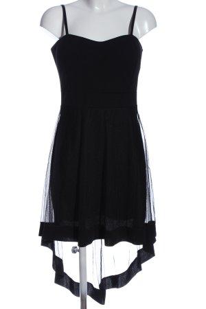 Colloseum Trägerkleid schwarz extravaganter Stil