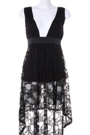 Colloseum Overgooier zwart Polyester