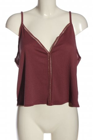 Colloseum Strappy Top red casual look