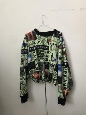 collusion unisex pullover 3xl