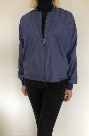 Colmar Sports Jacket neon blue-steel blue polyester