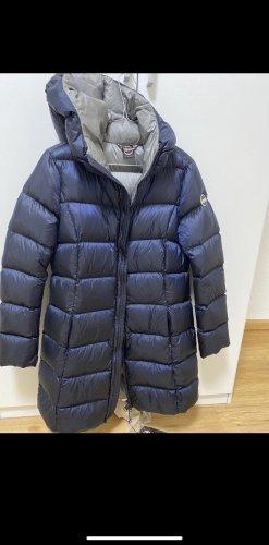 Colmar originals Manteau à capuche bleu-argenté
