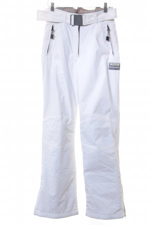 Colmar Snow Pants white athletic style