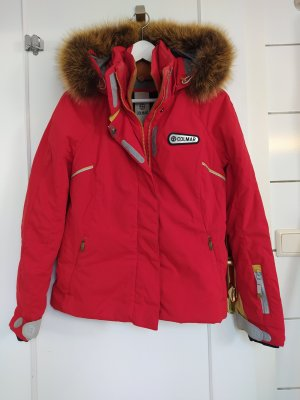 Colmar Giacca invernale beige-rosso