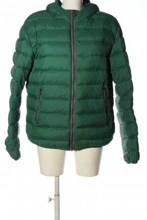 Colmar Quilted Jacket green quilting pattern casual look