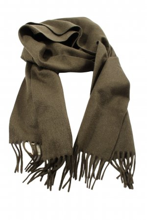 Colombo Cashmere Scarf brown casual look