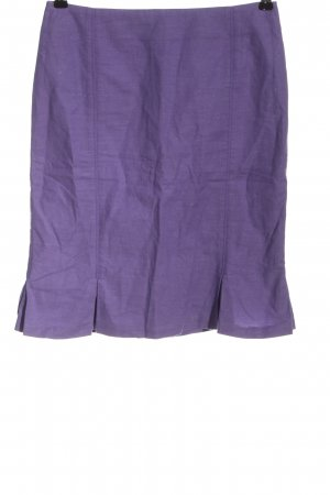 Colombo Miniskirt lilac casual look