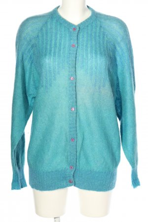 Colombo Cardigan turquoise casual look