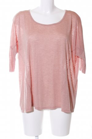 Color Me Red Oversized Shirt apricot Casual-Look