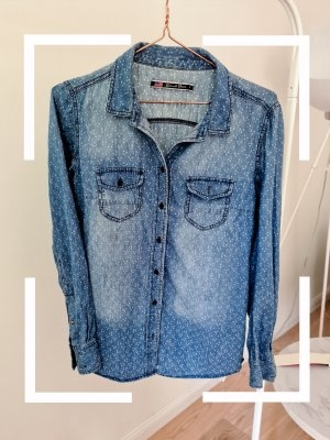 Colorado Denim Camicia denim multicolore