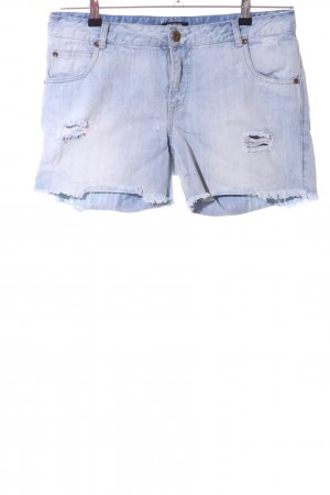 Colorado Denim Short blauw casual uitstraling