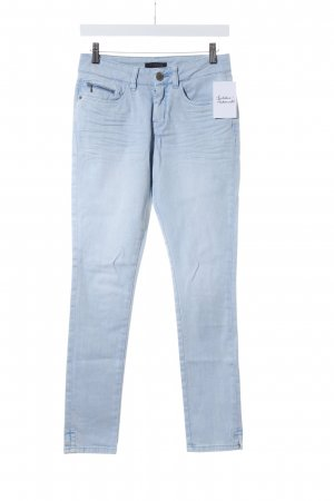 Colorado Denim Jeans slim fit azzurro-celeste stile casual