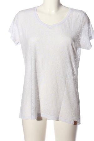 Colorado Denim Camicia maglia bianco stile casual