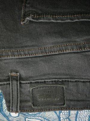 Colorado Denim Pantalone cinque tasche grigio