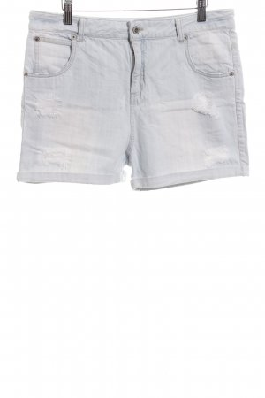 Colorado Denim Shorts light grey casual look