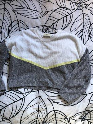 Colorblock Pullover Pull&Bear