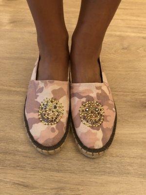 Colors of California Espadrille sandalen veelkleurig