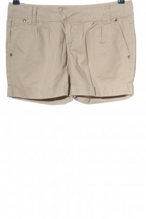 Colors of the world Hot pants crema stile casual