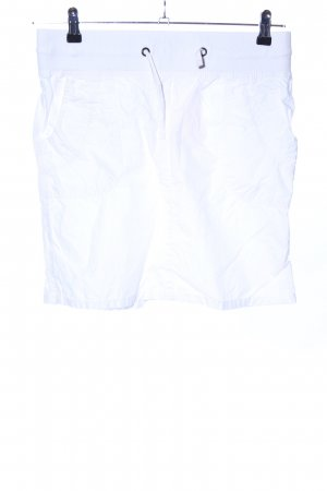 Colors of the world Minigonna bianco stile casual