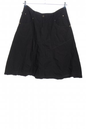 Colors of the world Miniskirt black casual look