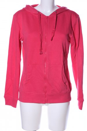 Colors of the world Sweatjacke pink Casual-Look
