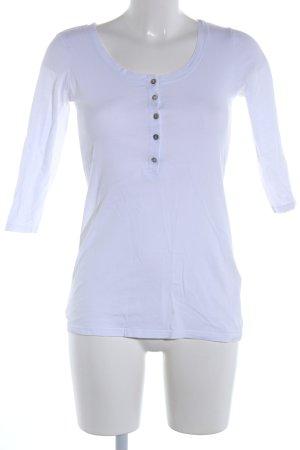 Sweatshirt wit casual uitstraling