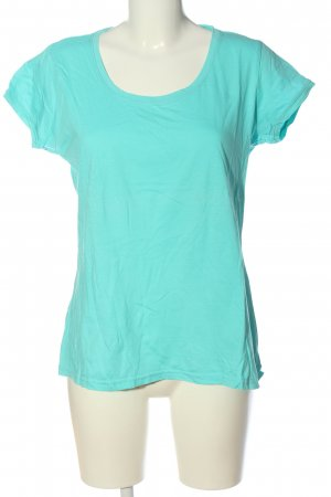 Colors of the world T-Shirt turquoise casual look