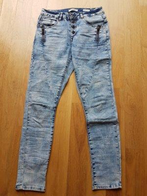Colosseum Jeans a 7/8 azzurro