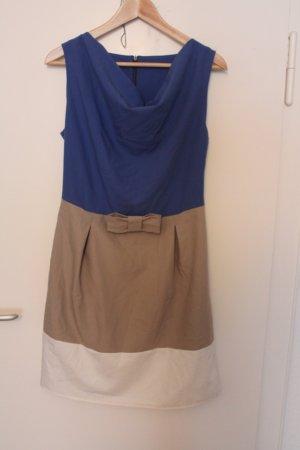 Colourblocking Kleid - Sommerkleid