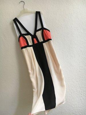 Colourblocking Sommerkleid
