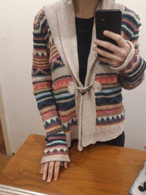 HM Oversized Jacket multicolored