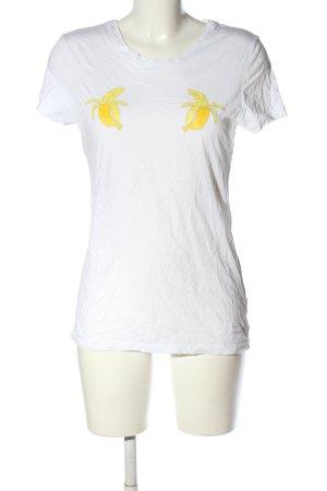 Colourful Rebel T-Shirt white-primrose casual look