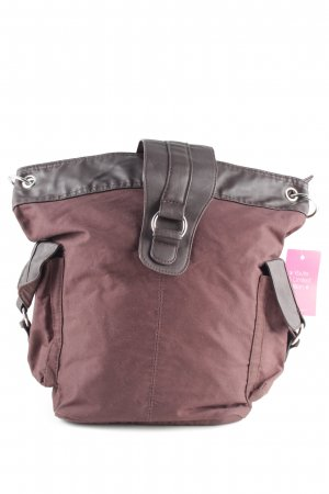 Handtasche braun Casual-Look