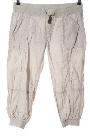 Colours of the World Pantalon 3/4 gris clair style décontracté