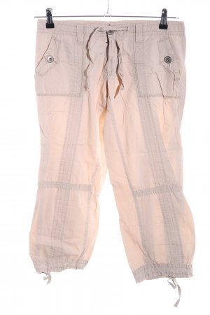 Colours of the World 3/4 Length Trousers nude casual look