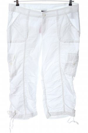Colours of the World Capris white casual look