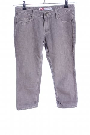 Colours of the World 7/8 Jeans hellgrau meliert Casual-Look