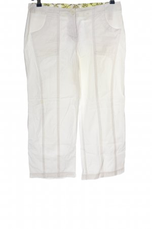 Colours of the World Baggy Pants white casual look