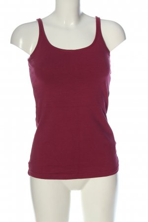 Colours of the World Basic Top rot Casual-Look